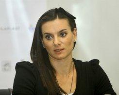 32-летняя спортсменка, олимпийская чемпионка, недавно ставшая мамой, Елена Исинбаева недавно вышла замуж.