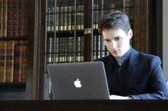 Павел Дуров вернулся в Россию