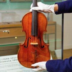 Российский национальный оркестр просит помочь в розыске альта.