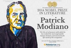 Искусство памяти Патрика Модиано.