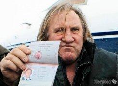 Жерар Депардье встретит Новый год в Сибири.