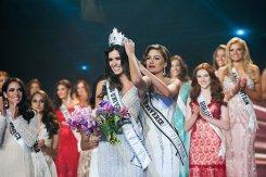 Колумбийка признана «Мисс Вселенной-2014».