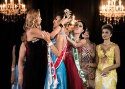 Скандал на Бразильском конкурсе красоты.