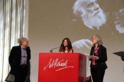Руслана и Андрей Макаревич получили премию «За свободу и права человека».