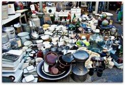 31 мая. Блошиный рынок в Музее Москвы