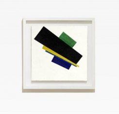 Sotheby's «Супрематическая композиция №18»