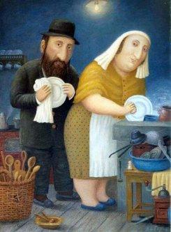 Как часто супруги-евреи должны заниматься сексом?