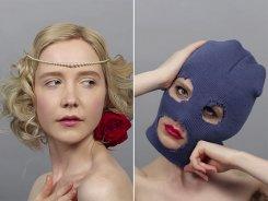 Портал Cut.com в рамках проекта «100 лет красоты» создал и обнародовал необычный клип