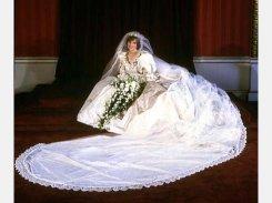 Платье принцессы Дианы ушло с молотка