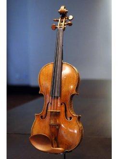 В США нашли скрипку Страдивари, украденную 35 лет назад