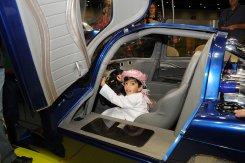 Выставка предметов роскоши BigBoysToys в национальном выставочном центре Абу-Даби