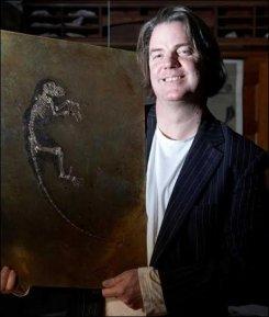 Вечер-встреча с известным палеонтологом Йорном Хюрумом