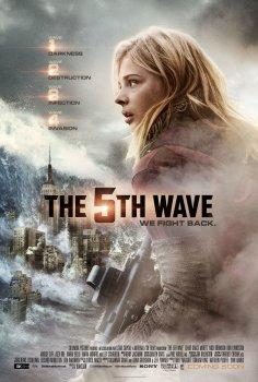 С 21 января. 5-Я ВОЛНА. The 5th wave