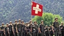 Старший сын Валерии будет служить в Швейцарии