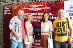 Международная киношкола «Содружество молодых кинематографистов в Тбилиси»