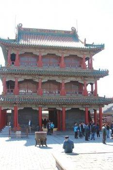 «Амурская осень». Шэньян. Императорский дворец