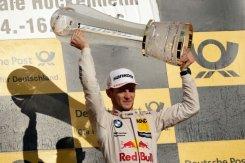BMW M4 DTM Champion Edition. Марко Виттманна
