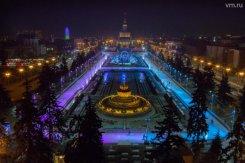 ВДНХ приглашает провести новогодние праздники на выставках