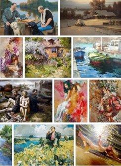 Списки ТОП-100 самых успешных современных российских художников