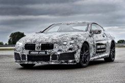 Новый BMW M8