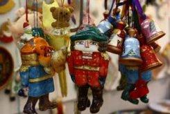 До 24 декабря. Рождественская ярмарка подарков в ЦДХ