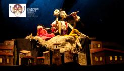 Гастроли Вологодского театра кукол «Теремок»