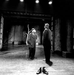 Премьера спектакля «В ожидании Годо»