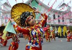 Главный филиппинский фестиваль Kadayawan sa Dabaw 2018!
