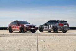 BMW X3 M и BMW X4 M