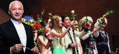 XV Международный фестиваль «Москва встречает друзей»