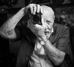 «Я фотографировал правду» — выставка фотографий Давида Рубингера