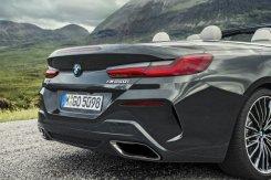 Новый BMW 8 серии Cabrio