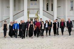 Богемская рапсодия, хор и орган