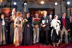 Закрытие 98 сезона Вахтанговского театра на Арбате!