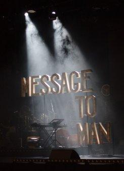 «Послание к человеку» из Санкт-Петербурга