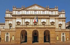 Миланский театр «Ла Скала» планирует открыться в сентябре.