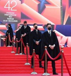 В Москве открылся 42-й Московский кинофестиваль